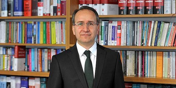 Nurullah Albayrak, the lawyer representing Islamic scholar Fethullah Gülen, is seen in this file photo taken in 2014. (Photo: Today's Zaman, Mevlüt Karabulut)