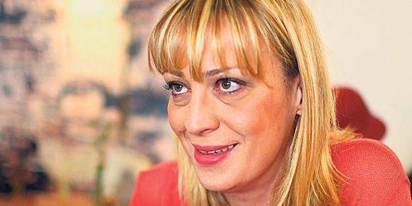 Ceyda Karan (Photo: Sunday's Zaman)