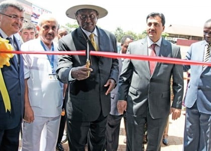Gulen-inspired NGO opens health and education complex in Uganda