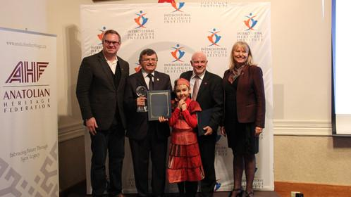 Canadian institute honors Kimse Yok Mu