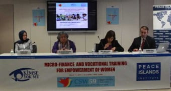Micro-Finance and Vocational Training for Empowerment of Women