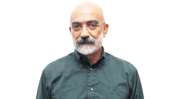 Ahmet Altan, the former editor-in-chief of the Taraf daily
