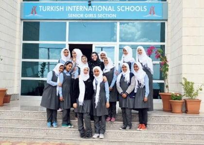 Yemeni authorities praise Turkish schools for persevering during hard times