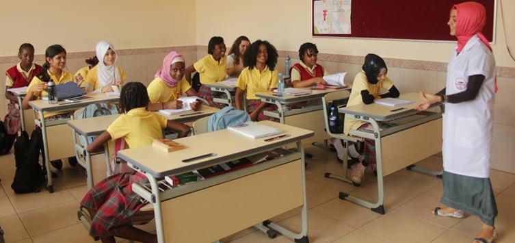 Willow Turkish schools in Mozambique