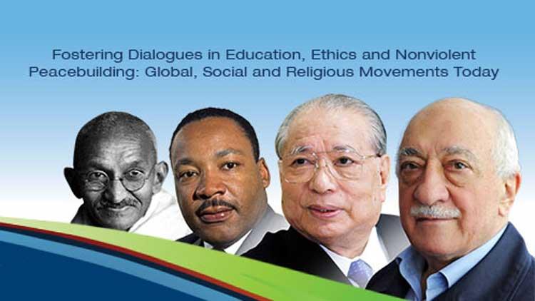 Fethullah Gulen Awarded 2015 Gandhi King Ikeda Peace Award