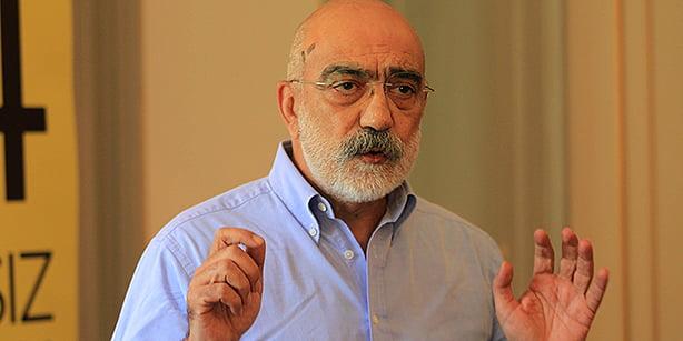 Turkish novelist and journalist Ahmet Altan (Photo: Cihan, Turgut Engin)