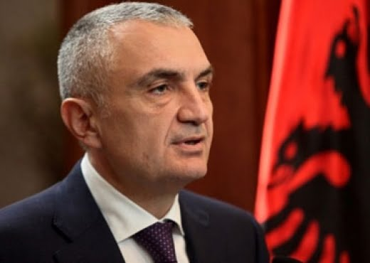 Speaker of the Parliament, Mr. Ilir Meta