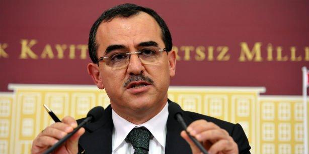 Former Justice Minister Sadullah Ergin (Photo: Today's Zaman, Mevlüt Karabulut)
