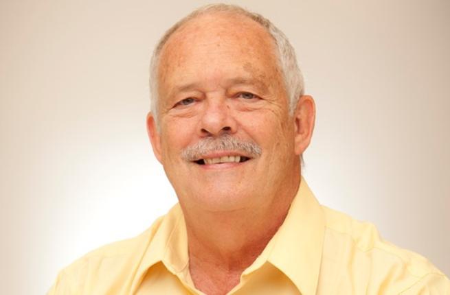 Professor Tom Michel, author of