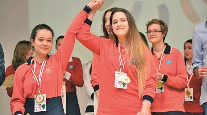 turkish school student project among global finalists of 2015 google