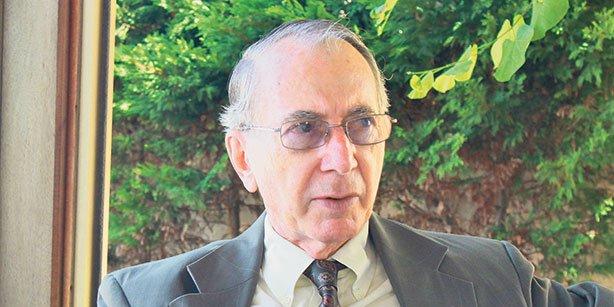Professor David H. Shinn (Photo: Sunday's Zaman)