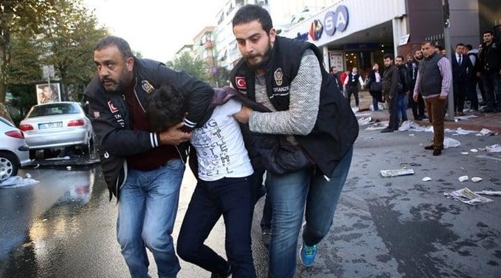 Turkish police detain Bugün daily reporter during raid on İpek Media Group