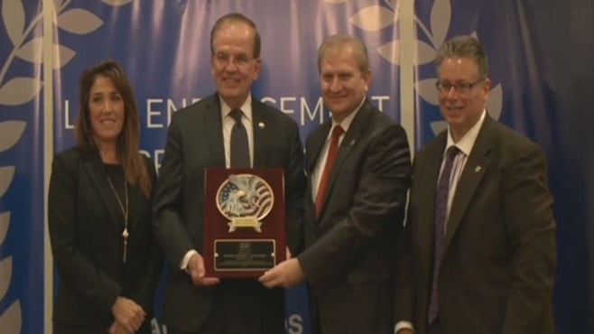 PII Awards Law Enforcement in New Jersey