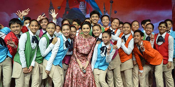 14th Int'l Festival of Language and Culture kicks off in Philippines