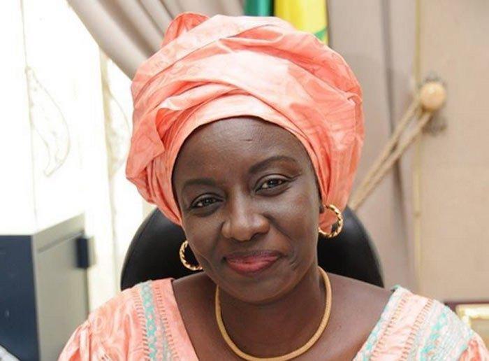 Former Prime Minister, Aminata Toure