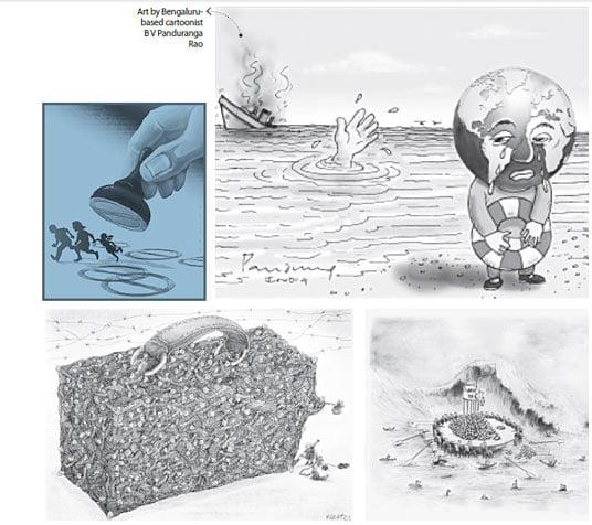 Cartoonists
