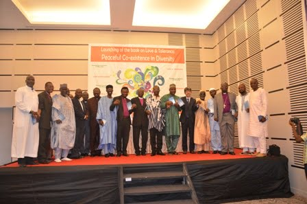 The conference stressed that peaceful co-existence is possible only when people learn to accept, embrace and respect one another in spite of their religious and racial differences.