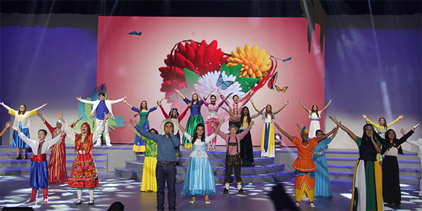 IFLC's 'colors of the world' takes stage in Brazil