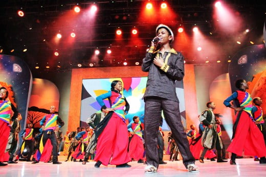 South Africa set to host  the globally acclaimed  International Festival of Language and Culture in April 2016.