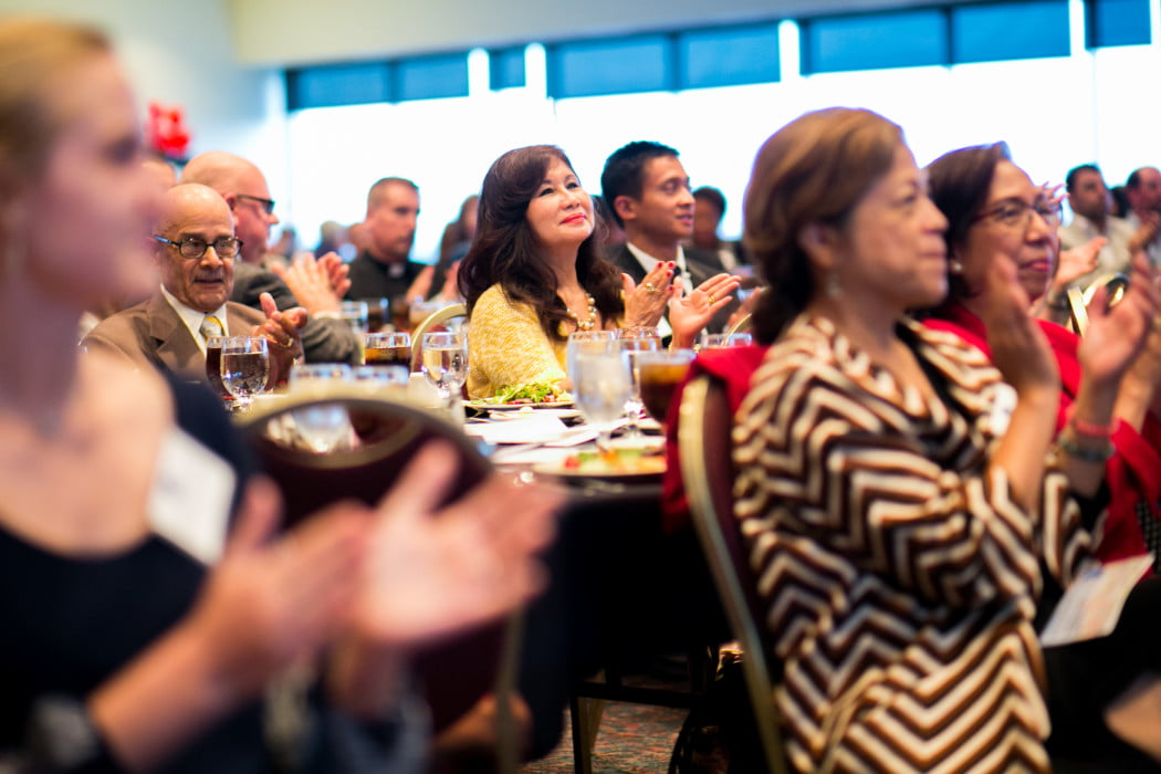 Against the backdrop of the San Antonio skyline, members of various religious and cultural groups from every corner of the city broke bread and shared a thoughtful discussion during the Dialogue Institute of the Southwest's 11th Annual Dialogue and Friendship