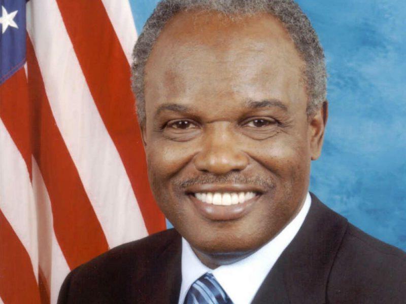 Rep. David Scott, Georgia's 13th Congressional District.