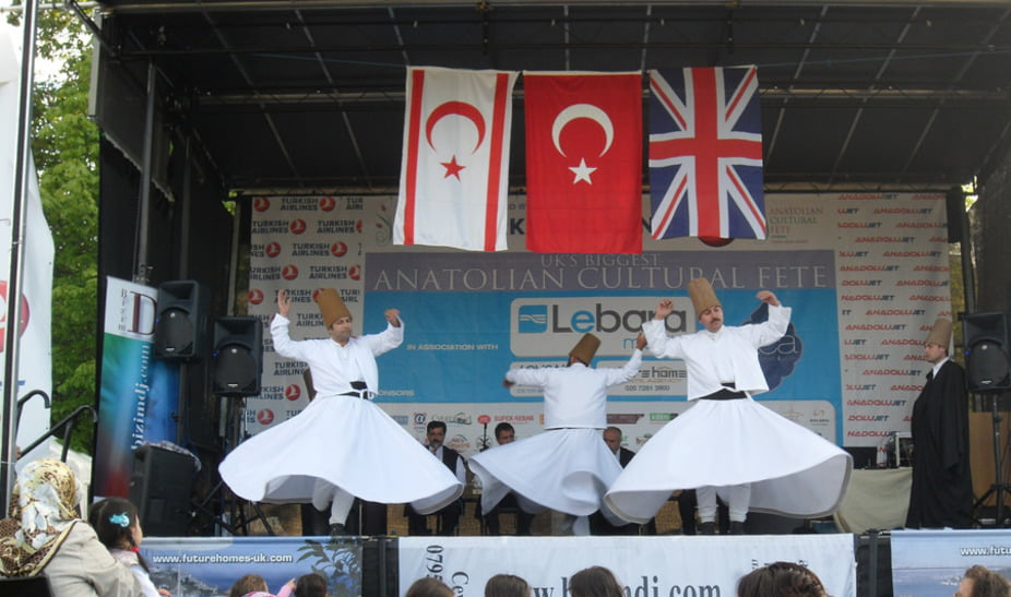 A Turkish festival in London's Clissold Park. Ozan Huseyin/www.flickr.com, CC BY-SA