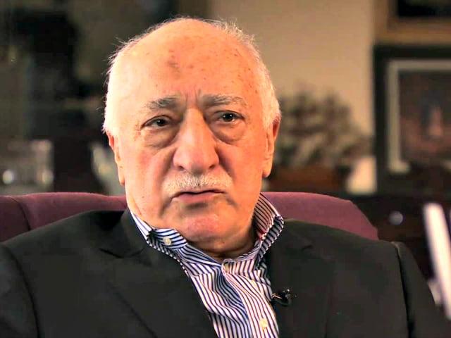 Turkish Islamic scholar Fethullah Gülen