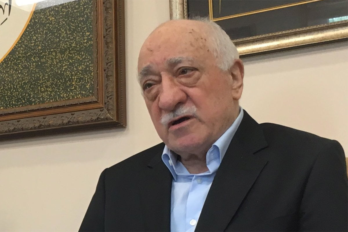 Fethullah Gulen, cleric that Turkey blames for the coup, says Sunday that he is not worried at prospect that U.S. will send him back JEREMY ROEBUCK / STAFF