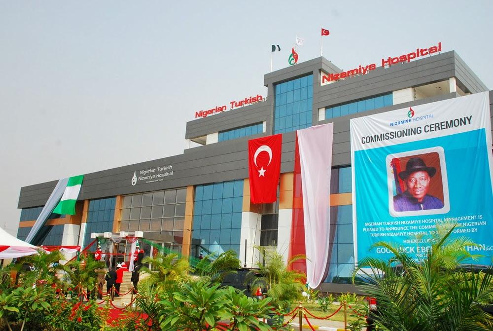 Nigerian Turkish Nizamiye Hospital opens on the 20th of February, 2014.