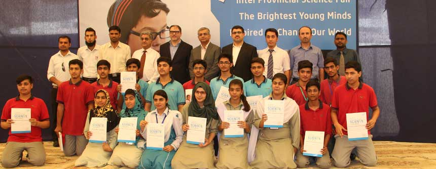Different campuses of PakTurk Karachi has managed to retain its excellent repute in Intel Science Fair, 2015.
