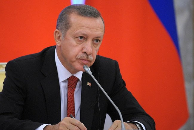 Recep Tayyip Erdogan (source: commons.wikimedia.org)