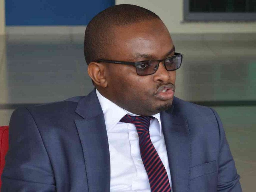 Dr Ahmed Kamau, an alumni of Light Academy. /IVY NJERI