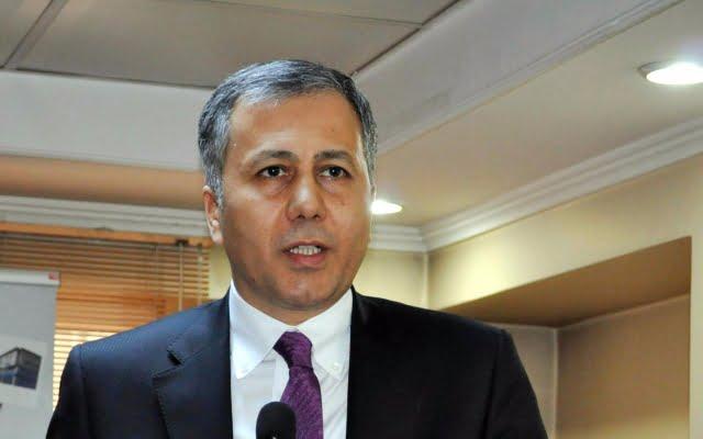 Ali Yerlikaya, Governor of Gaziantep, Turkey