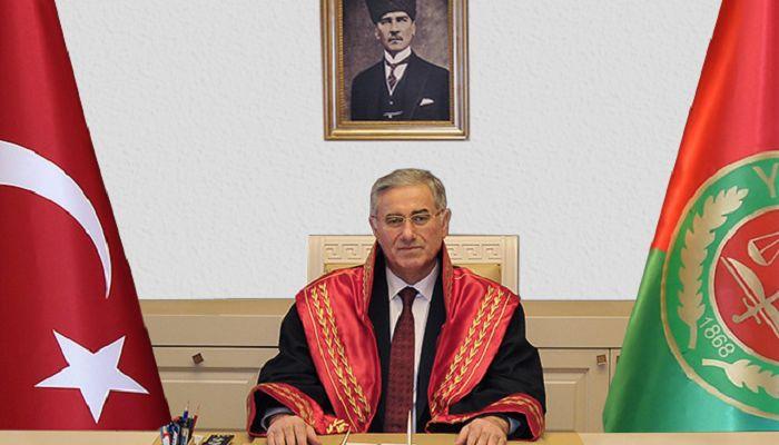 Chief Public Prosecutor of Turkey's Supreme Court of Appeals Mehmet Akarca