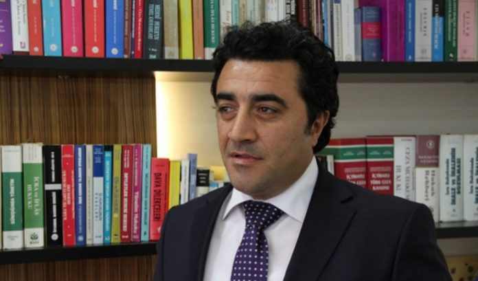 Lawyer Ömer Turanlı