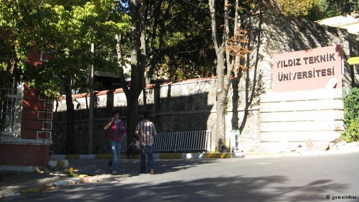 More than 100 academics from this Istanbul technical university were arrested on November 18