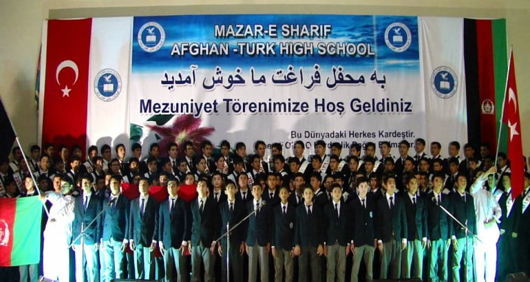 The 99 percent of the students of Afghan-Turk Schools have always been successful in the national Kankor exam.