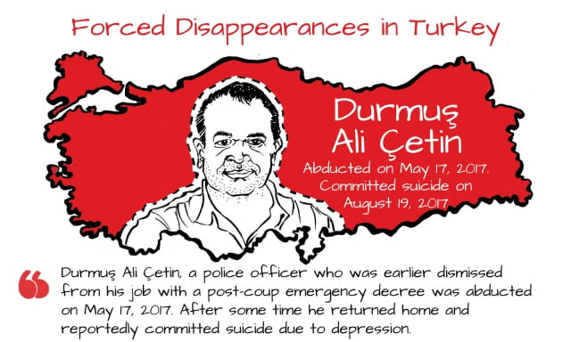 enforced disappearance