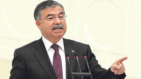 Turkey's National Education Minister İsmet Yılmaz.