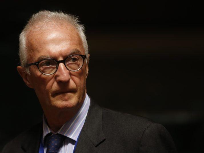 European counter-terrorism coordinator Gilles de Kerchove   Julien Warnard/EPA