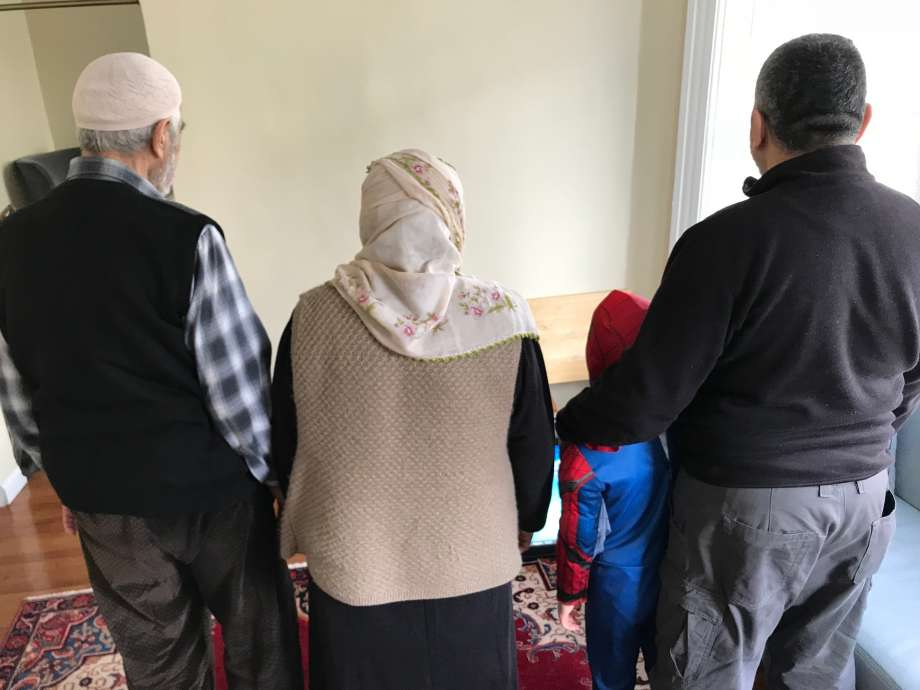 A Turkish family who fled a purge by Turkey's authoritarian regime are fearful political refugees living in an apartment off Delaware Avenue in Bethlehem.