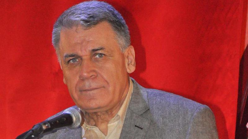 Former head of military intelligence, retired Lt. Gen. Ismail Hakki Pekin