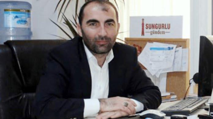Journalist Özer Özsaray